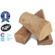 Palette de bois de chauffage Premium Crépito - Bûche de 40cm