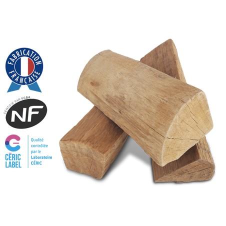 Palette de bois de chauffage Premium Crépito