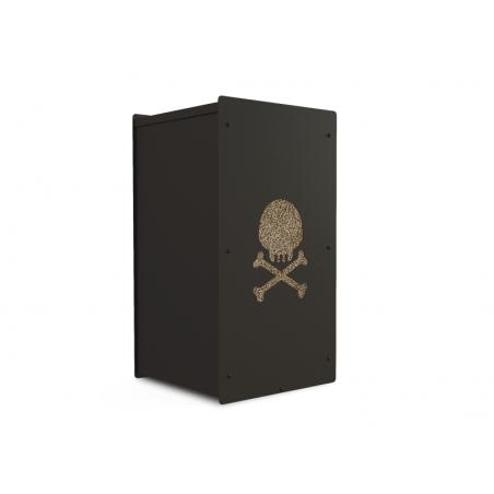 Granulebox Pirate Noir
