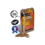 Sac de granulés de bois Crépito