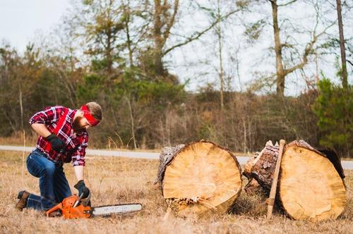comment bien scier son bois de chauffage ? Tout savoir sur le bois : Combustibles Gruchy